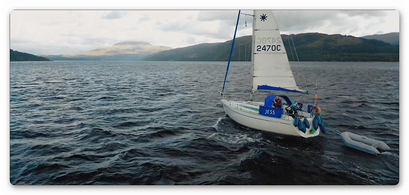 Jess, Loch Sunart